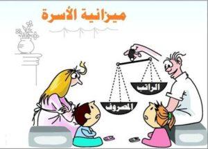 ميزانية الأسرة