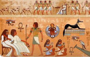 البعث والخلود عند المصريين القدماء