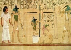العقيدة عند المصريين القدماء