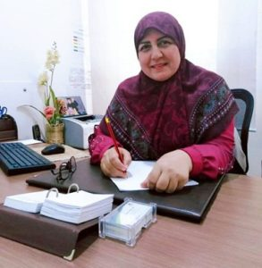 د. هدى حسونة - معالجة نفسية - لبنان