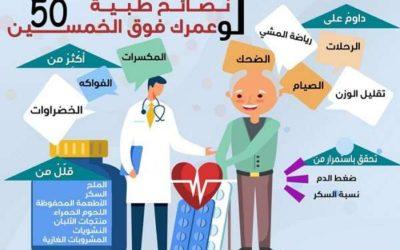 7 نصائح لإطالة العمر وتحسين الصحة